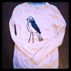 Old Navy size xs Bird sweater